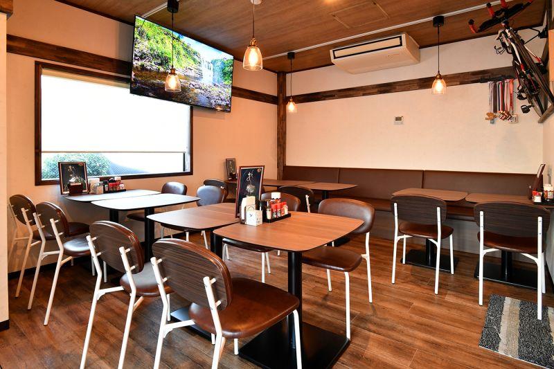 ビジネスホテルビーエル桑名 食堂レンタルスペースの室内の写真