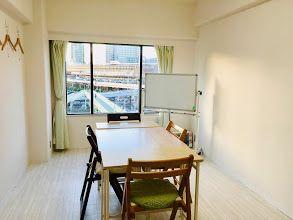 新大阪 ハート・アンド 小人数セミナー等多様な用途に!の室内の写真