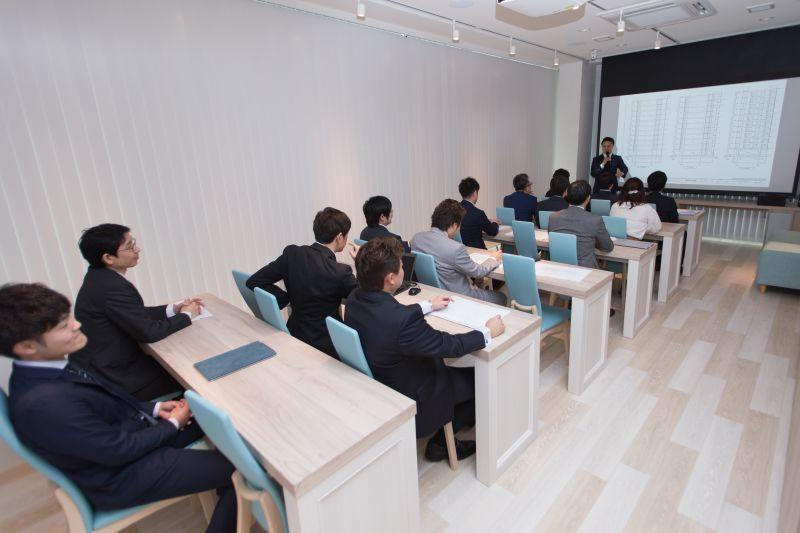 カンティーナ会議室 会議室(10)の室内の写真