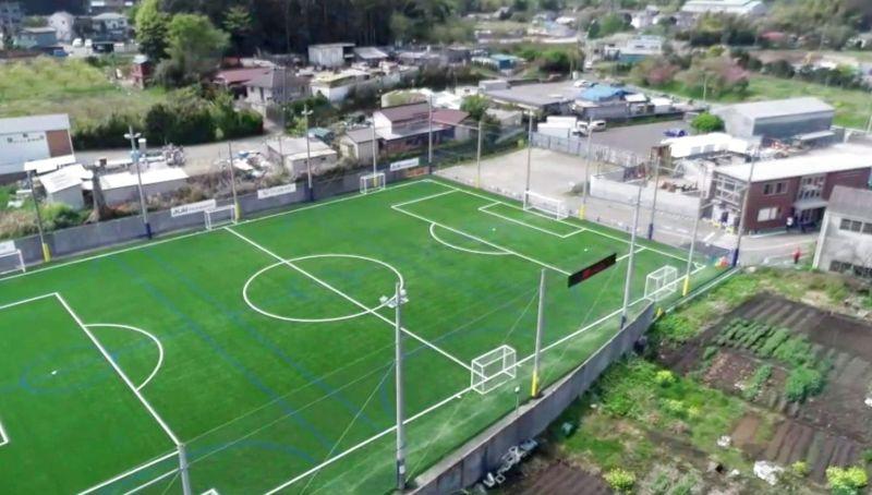 カルペソールスポーツパーク カルペソールスポーツパーク Aの室内の写真
