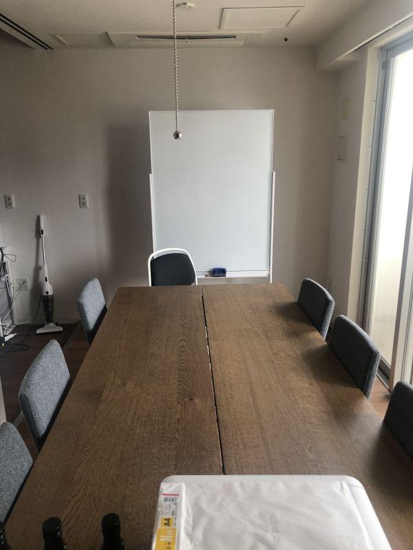 アーバンフラッツ瓦町1105号室 wifi使用可能!貸し会議室の室内の写真