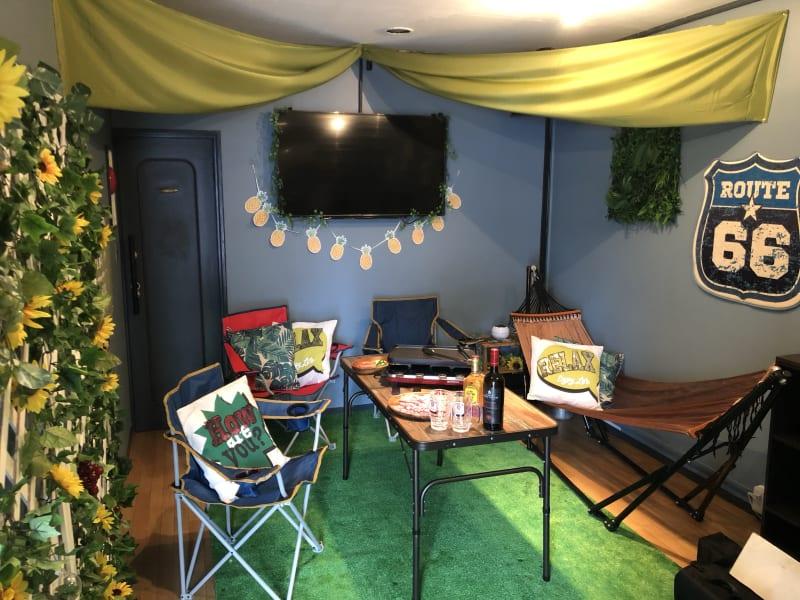 表町コベヤ 貸切スペース2の室内の写真