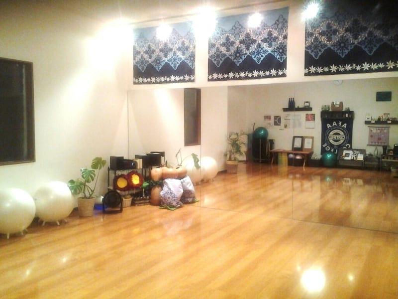 Punana Aスタジオ の室内の写真