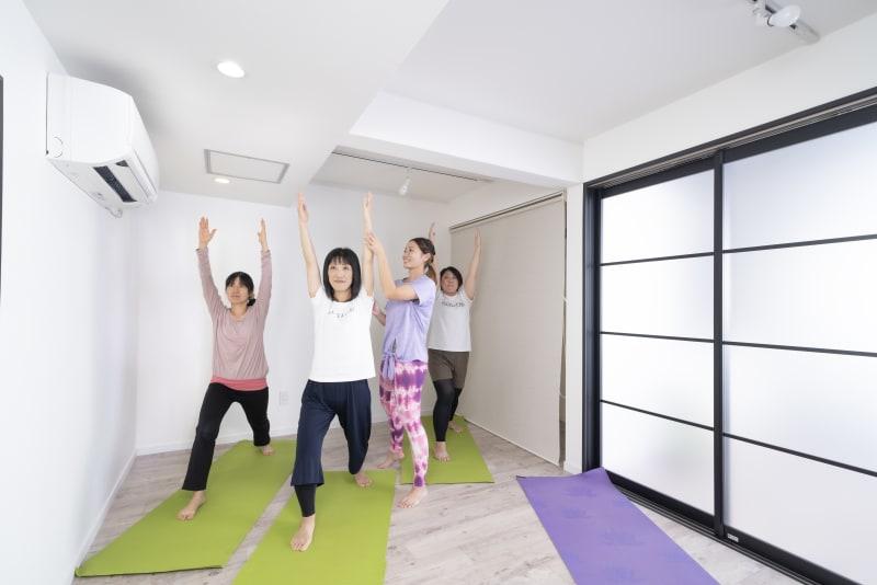 スタジオ&オフィスOK西東京 レンタルスタジオ・会議室の室内の写真