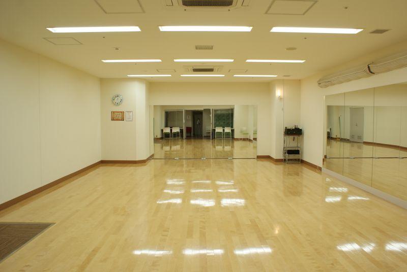 ファースト・プレイス東京 第2スタジオの室内の写真