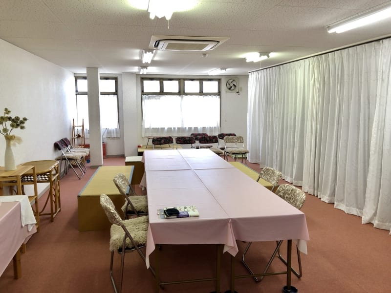 広々とした空間 - スタジオ・ブロードウェイ 70平米の貸し会議室の室内の写真