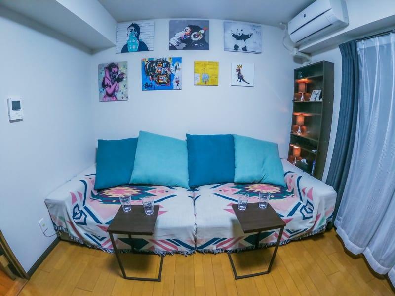 シネマルーム蘇我 ☆の室内の写真
