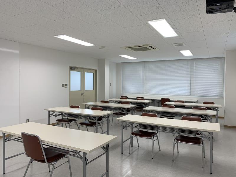 スクール形式 - 会議室 PAL 貸し会議室 PALの室内の写真