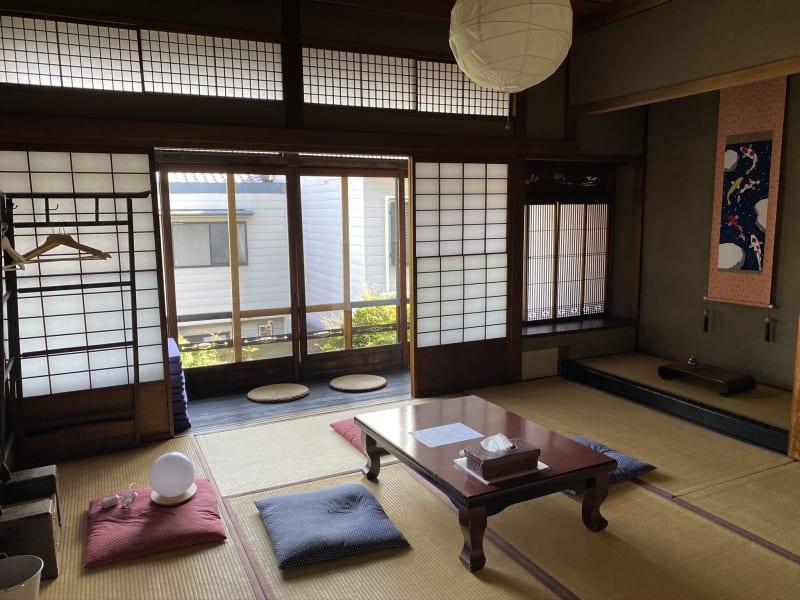 和室もしくは洋室の個室をご利用いただきます。 - 日暮荘 【個室・お一人利用】仕事や勉強にの室内の写真