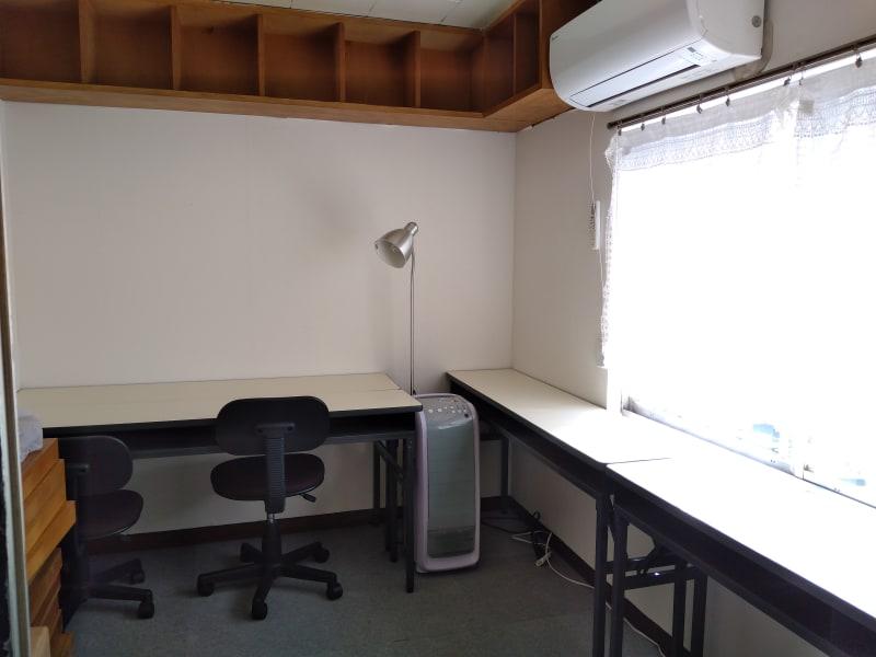 椅子の追加貸出可能です。 - 大京クラブ【レンタルスペース】 【事務スペース】の室内の写真