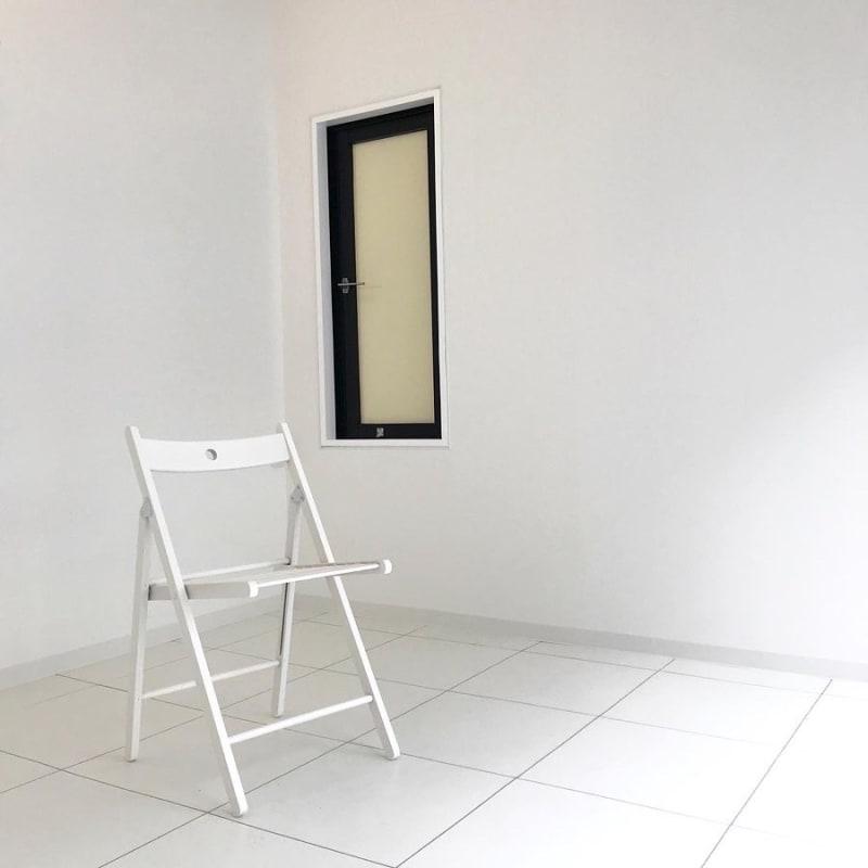 space R 展示会、会議室の室内の写真