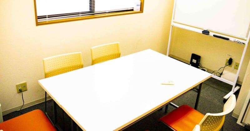 ドリームビズ新橋 2階会議室の室内の写真