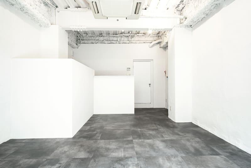 GalleryCREAM ギャラリーの室内の写真