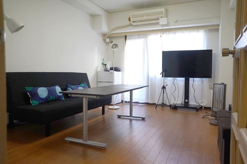 【811Place渋谷道玄坂】 多目的スペースの室内の写真