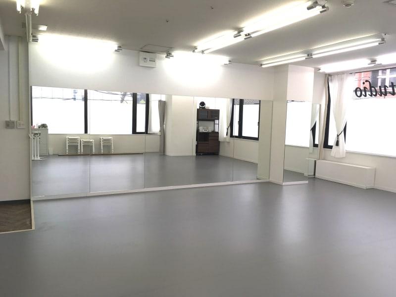 スタジオ - N.studio ダンススタジオの室内の写真
