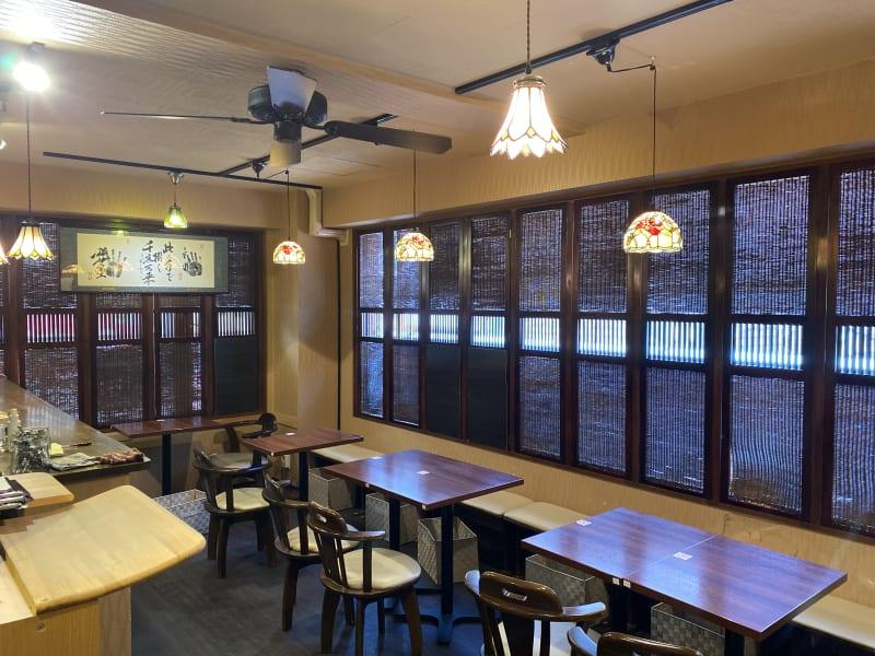 Asakusacafe の室内の写真