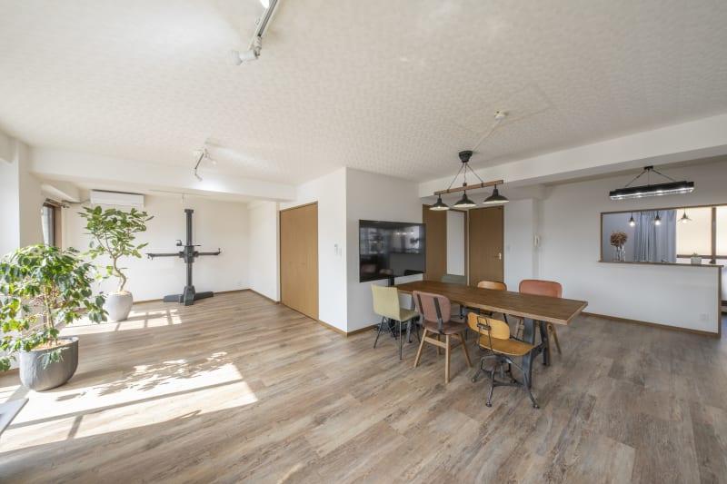 大原KYビル 多目的スペース レンタルスタジオの室内の写真