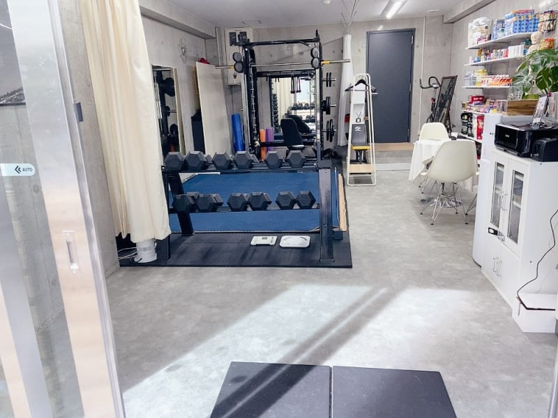 HELSA fitness HELSAの室内の写真