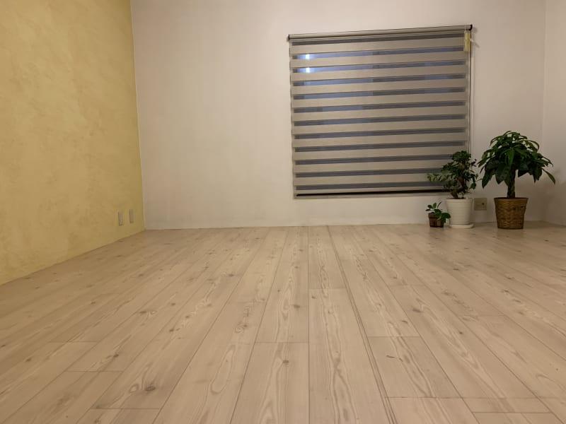 最大6名様まで入れるヨガスタジオ - Kuuma Paikka ヨガスタジオ、フェイシャルエステの室内の写真
