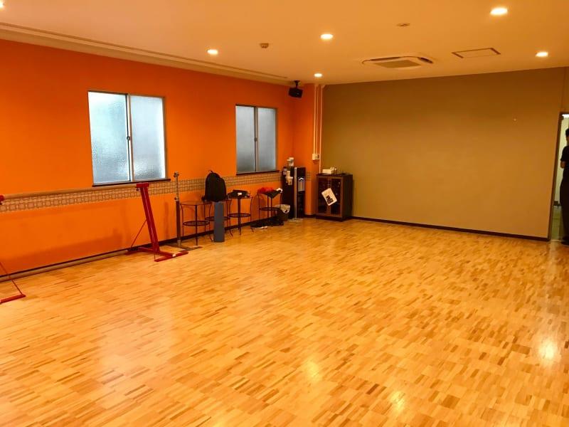 フロアの全体写真です - スタジオ【タンゴソル日本橋】 タンゴソル日本橋1スタジオの室内の写真