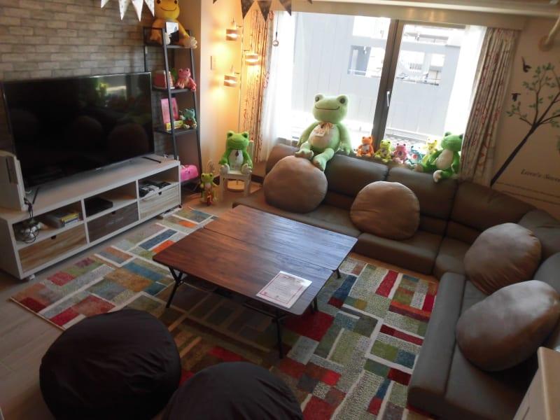 🐸ピクルス・プレミアム 🐸 5時間4380円女子会(男性✖)の室内の写真