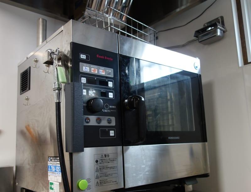 レンタルキッチン札幌の室内の写真