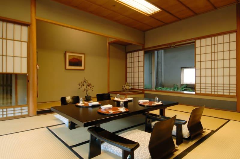 瓢庵 会議室、サロンスペース、習い事の室内の写真