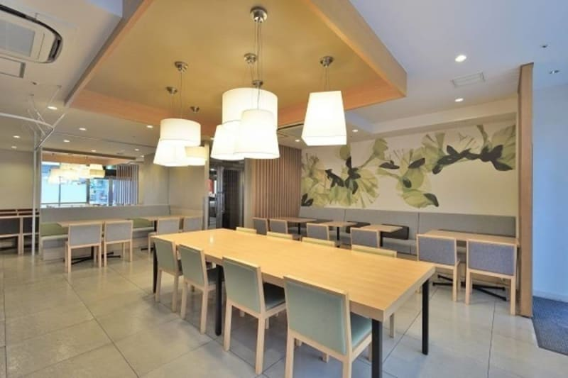 長堀橋駅徒歩1分オープンスペース 着席可能人数20名!の室内の写真
