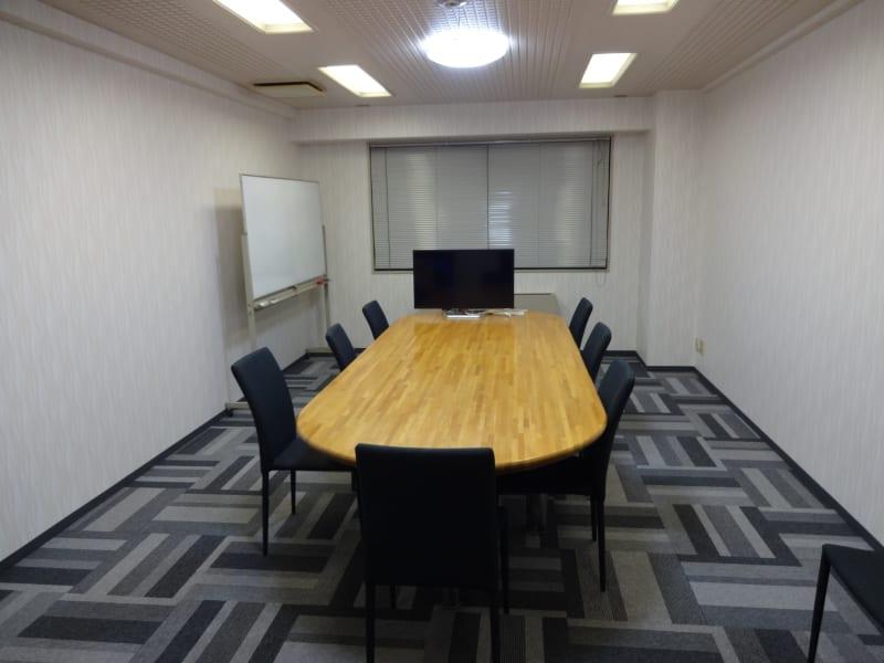 アインズビル梅田 貸会議室の室内の写真