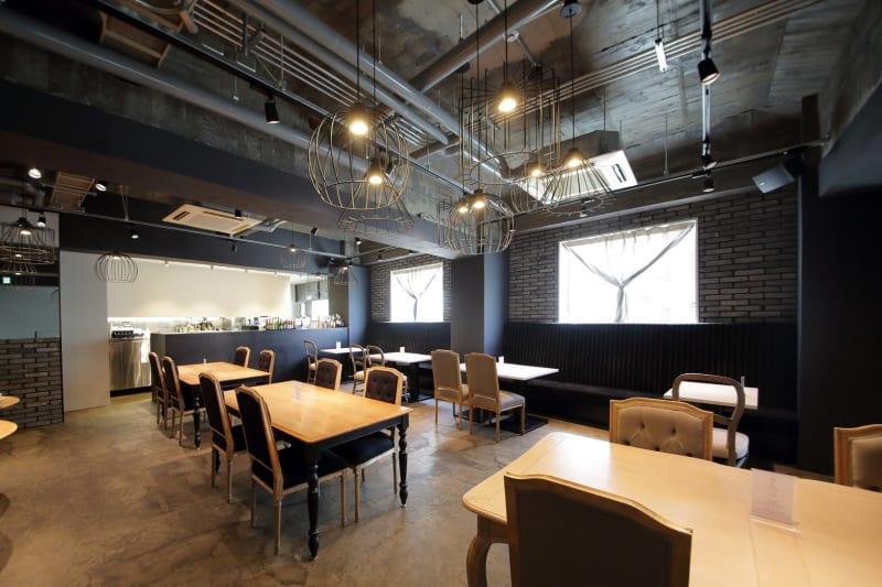 スペース全体写真① - Duce mix ビルヂング2F GROW UPスペースの室内の写真