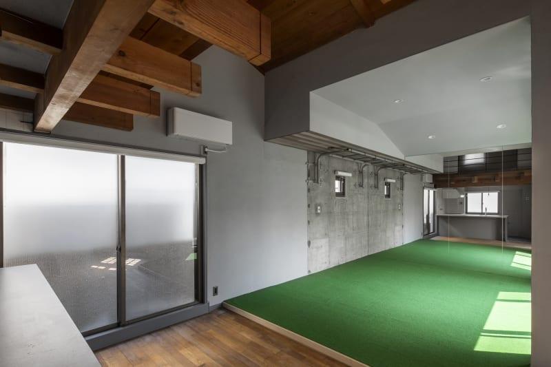 トレーニングスペース - PHYSIO レンタルスペースの室内の写真