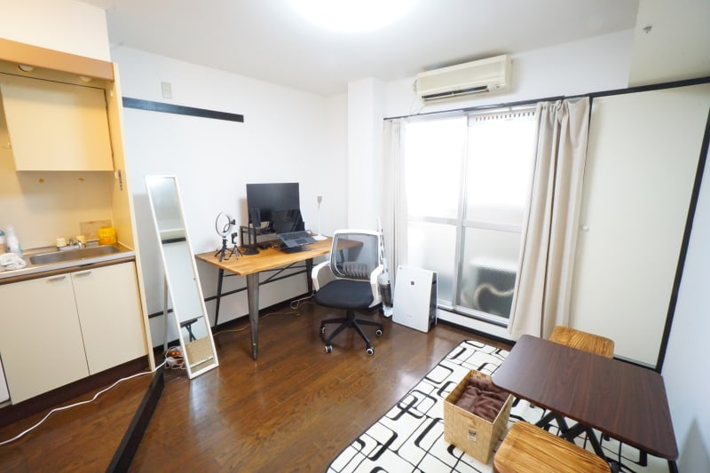 【淡路ミニマルオフィス】 淡路ミニマルオフィス111の室内の写真