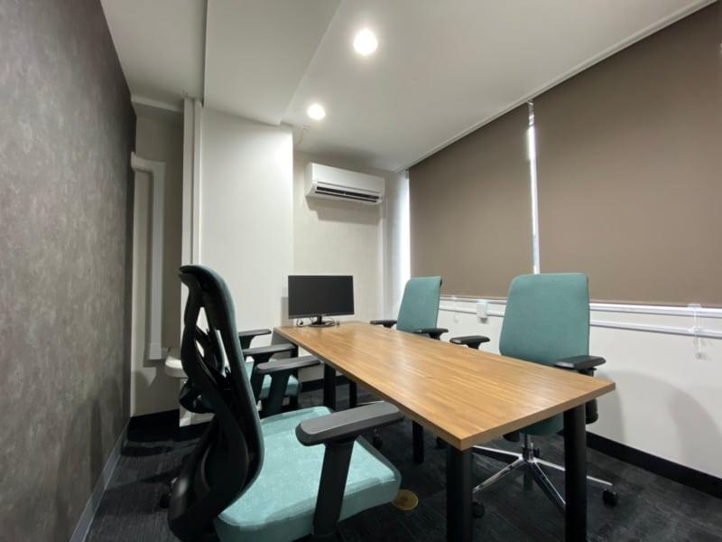 渋谷ワールド宇田川ビル 4人半個室 RoomD(7F)の室内の写真