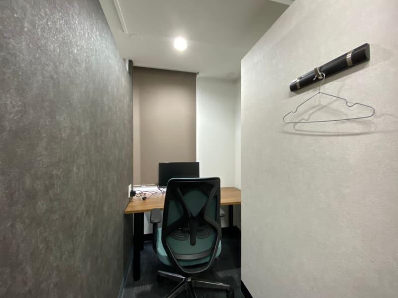 渋谷ワールド宇田川ビル 1人半個室 RoomG(7F)の室内の写真