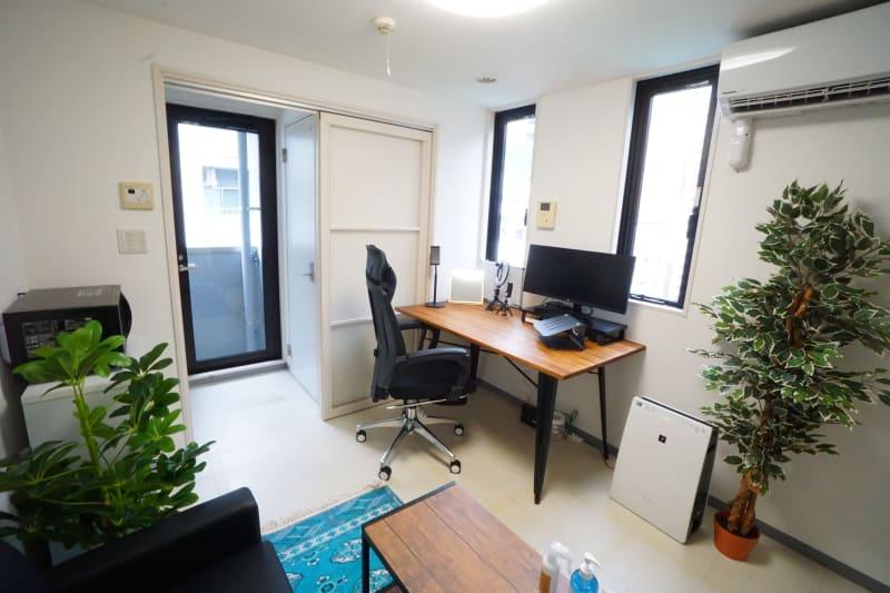 【博多南テレワークスペース】 博多南テレワークスペース701の室内の写真