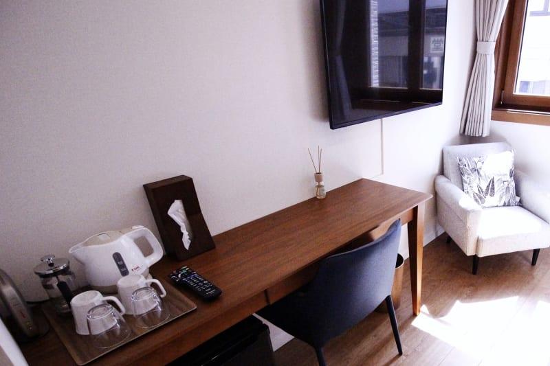 RIKI.FLAT テレワークスペース【102】の室内の写真