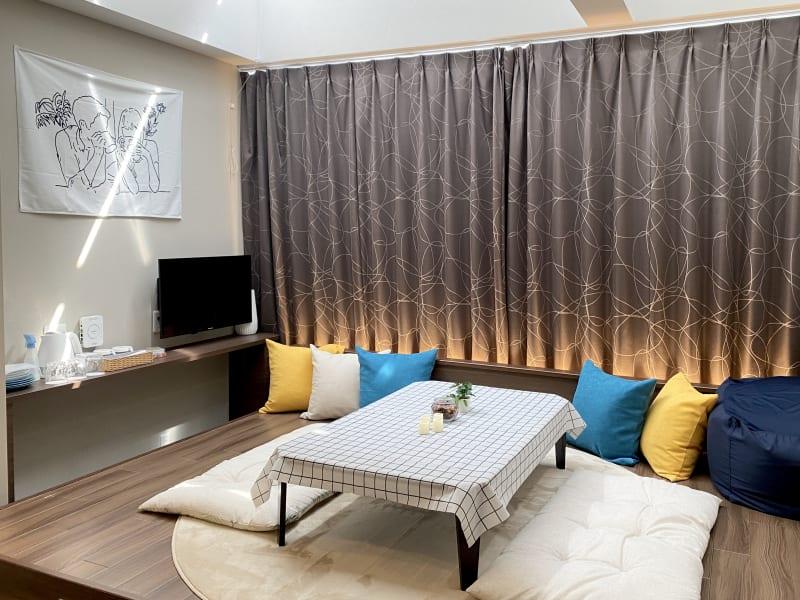 CULTI EARL HOTEL 家具ありレンタルスペース1の室内の写真