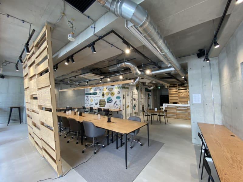 全体写真 - いいオフィス下北沢 レンタルスペースの室内の写真