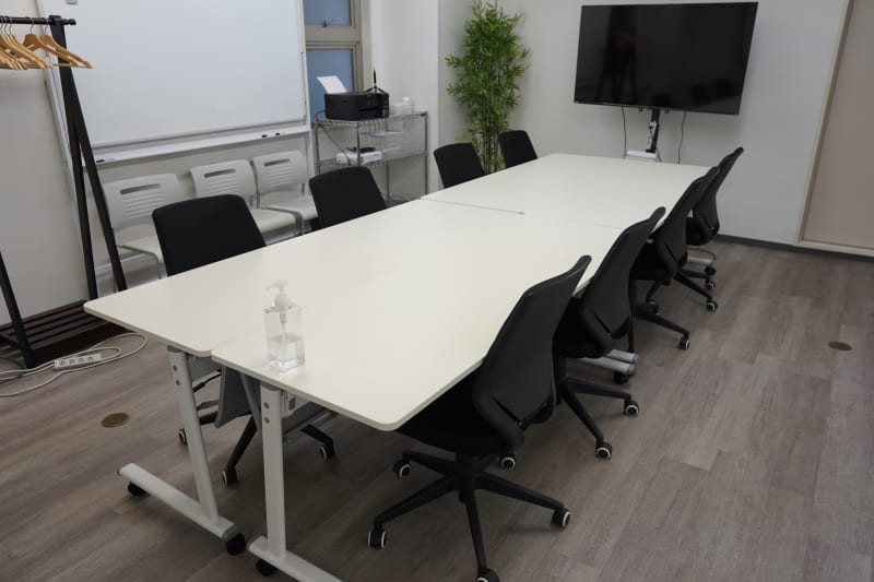 BTSオフィスの会議室がリニューアル - BTSオフィス 6階会議室Aの室内の写真