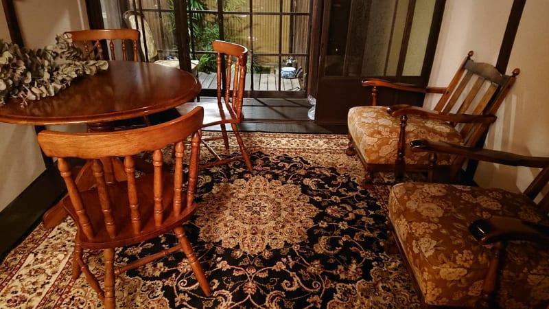 1階バーフロアー ソファー席 - No.3 撮影スタジオの室内の写真