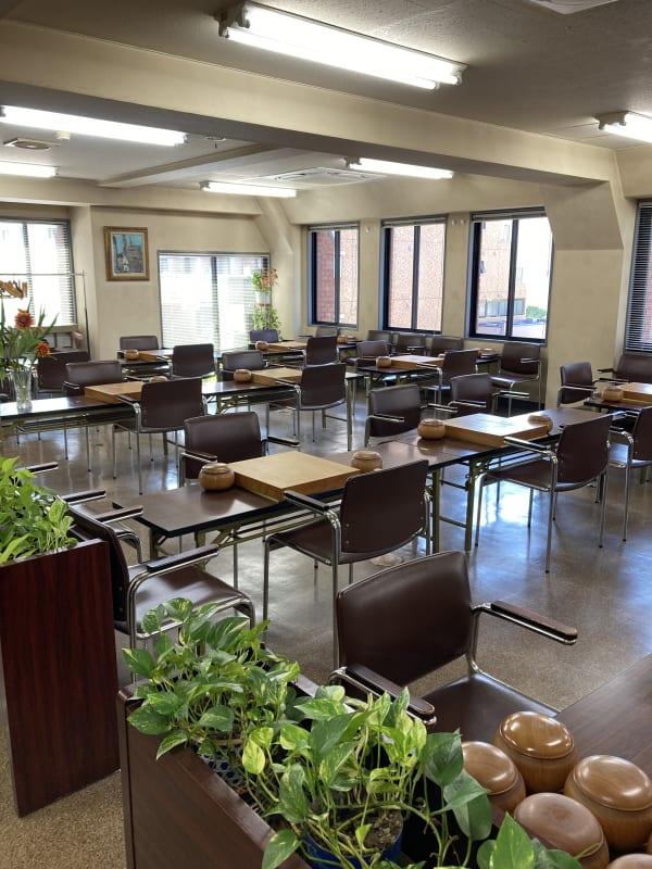囲碁サロン 碁楽遊 6階 囲碁サロン 碁楽遊の室内の写真