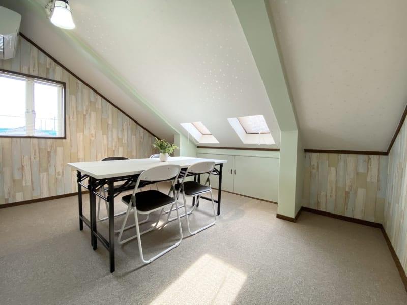 ゆるみサロン  BIANCA レンタルスペースの室内の写真