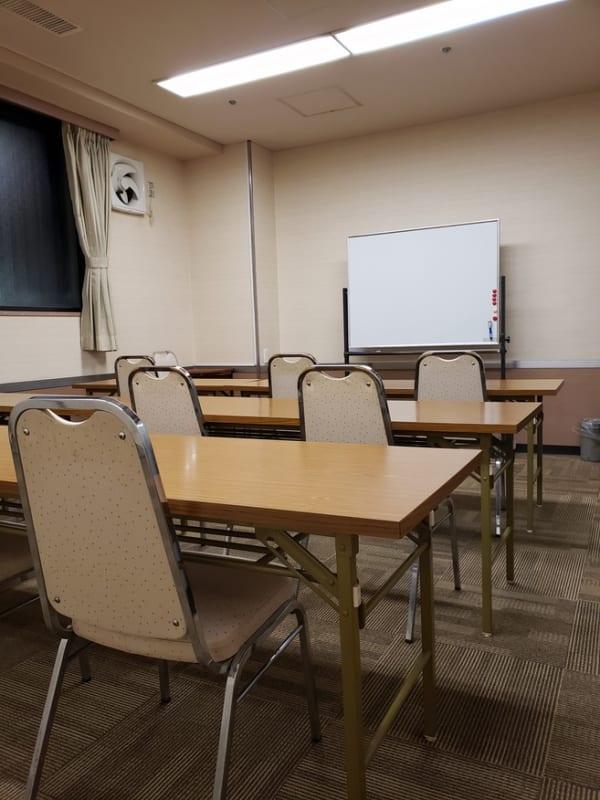 ホテルウィング名古屋 1階 会議室1の室内の写真