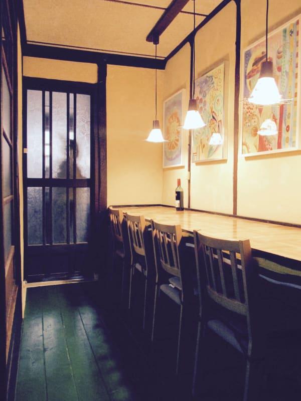 ダイニング - MH Houses 京都小路庵の室内の写真