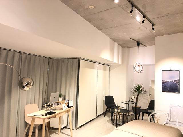 サロン内 - SALON YETI サロンスペース YETIの室内の写真