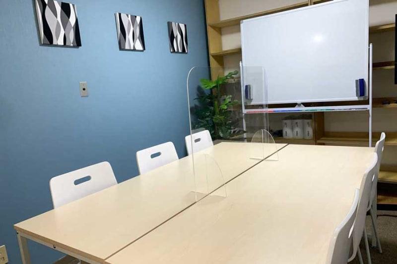 GS目黒貸会議室 テレワークや会議に最適な貸会議室の室内の写真