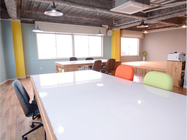 レンタルスペース「ちるこ」 レンタルスペース「ちるこ」Aの室内の写真