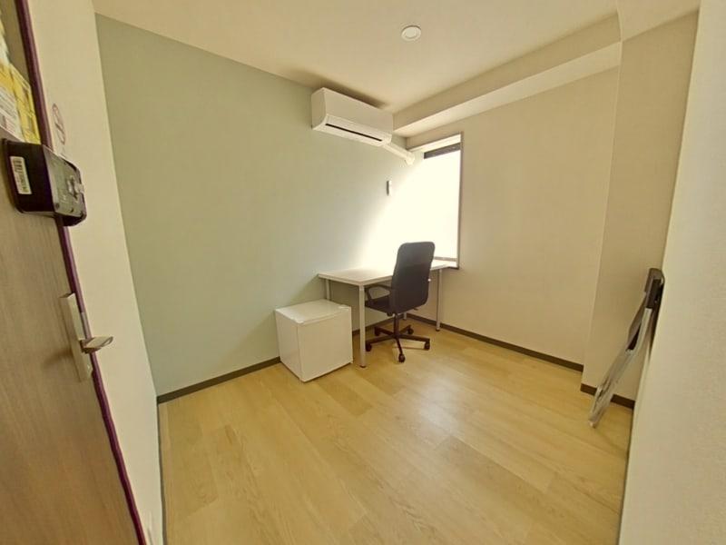 グリーンハウス 新宿市谷 新宿市谷-304号室貸切個室の室内の写真