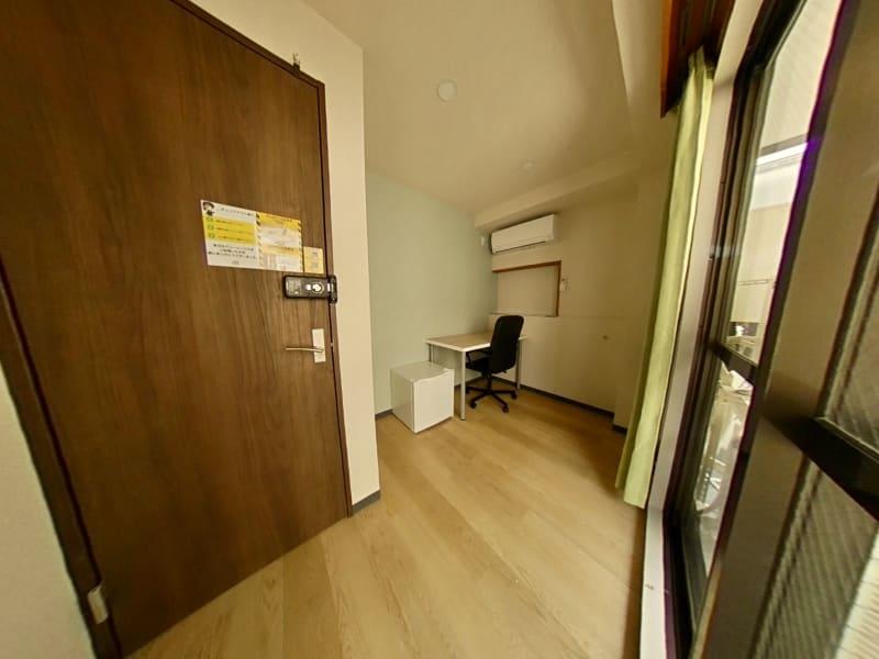 グリーンハウス 新宿市谷 新宿市谷-208号室貸切個室の室内の写真
