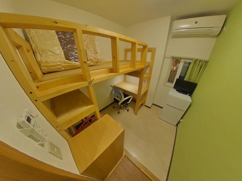 グリーンハウス 新宿早稲田 新宿早稲田 104号室 貸切個室の室内の写真